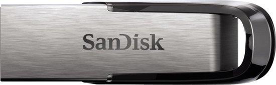 SanDisk Ultra Flair - Usb-stick - 64GB - USB 3.0 - Flash Drive