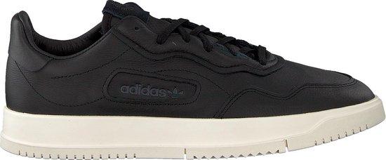Adidas Heren Lage sneakers Supercourt Men - Zwart - Maat 41⅓