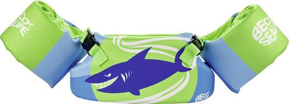 BECO-SEALIFE zwemset, groen, 15-30 kg, zwembandjes & zwemgordel