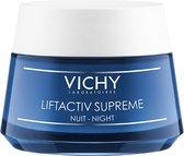 Vichy Liftactiv Supreme Nachtcrème - 50ml - anti-rimpel