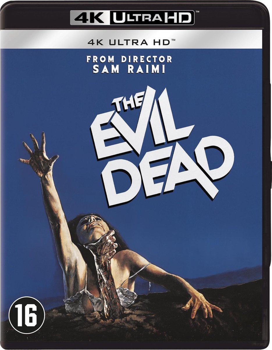 The Evil Dead (4K Ultra HD Blu-ray)-
