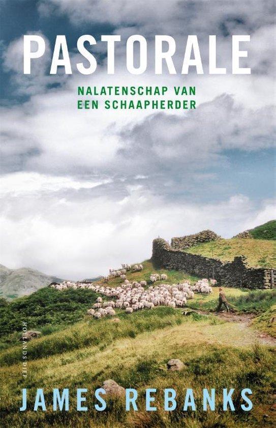 Boek cover Pastorale van James Rebanks (Paperback)