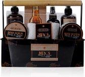 Cadeau voor man - Luxe mannen cadeaupakket - Men's Collection 7-delig - Prachtige geschenkset mannen