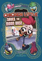 Omslag Chicken Little Save the Moon Base