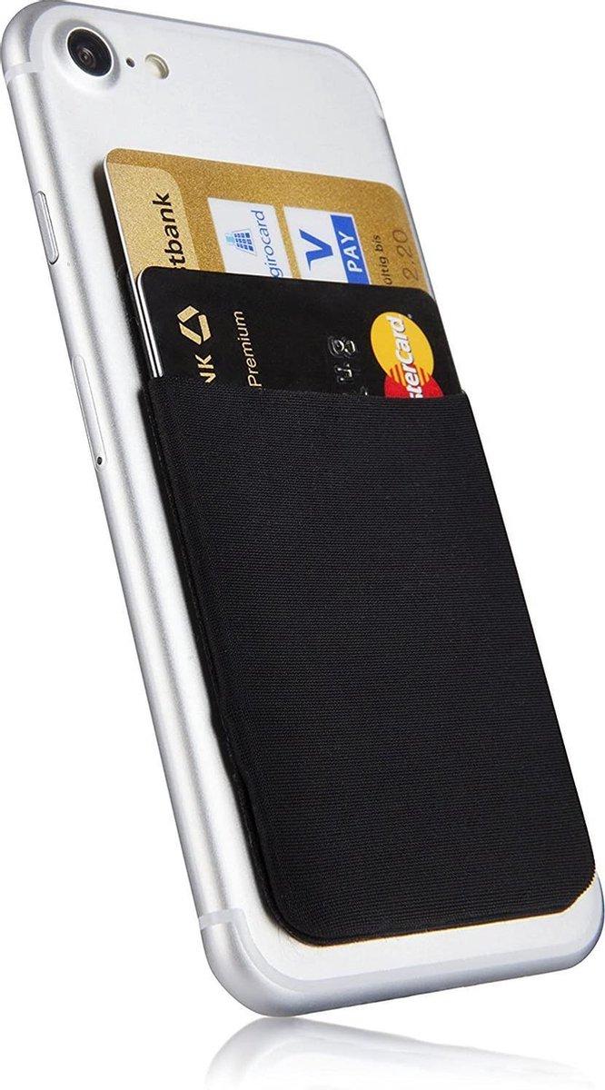 Zelfklevende Kaarthouder Mobiele Telefoon   RFID protectie   Selfadhesive Bank card Wallet Phone   Z