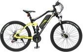 MOOVWAY Elektrische ATV 27,5 Range 40 km - 7 speed Shimano - Aluminium frame - Zwart