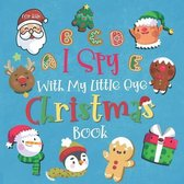 I Spy With My Little Eye Christmas Book For kids