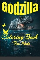 Godzilla Coloring Book for Kids