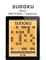 Soduko Hard 200 Grilles + Solution
