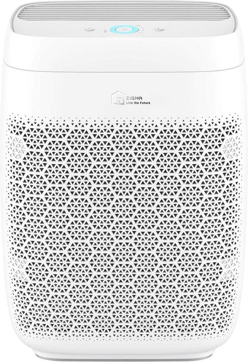 Zigma Aerio 300 – Slimme wifi luchtreiniger voor in huis