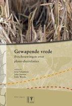 Vegetatiekundige Monografieen 3 -   Gewapende vrede