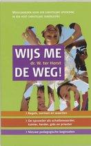 Boek cover Wijs me de weg! van Wim ter Horst