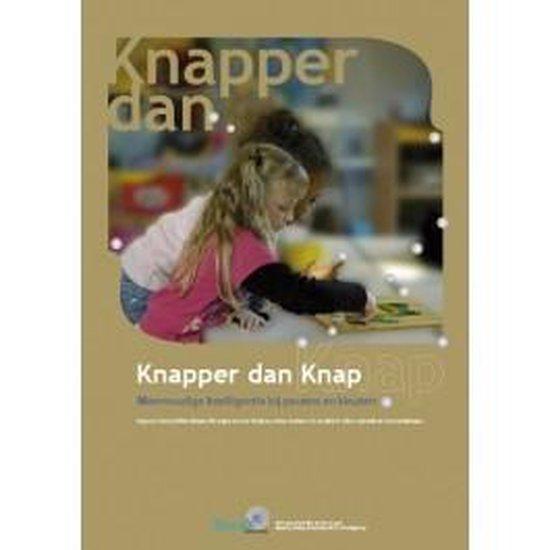 Boek cover Knapper dan knap van C. Riemens
