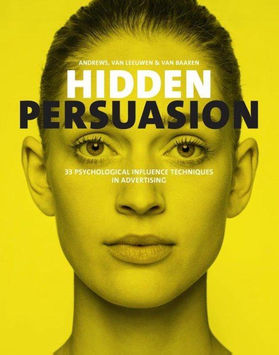 Hidden Persuasion