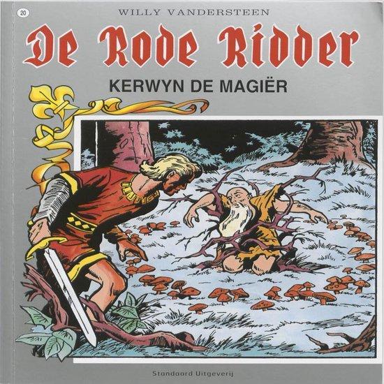 Cover van het boek 'Rode Ridder 020 Kerwyn Magie'