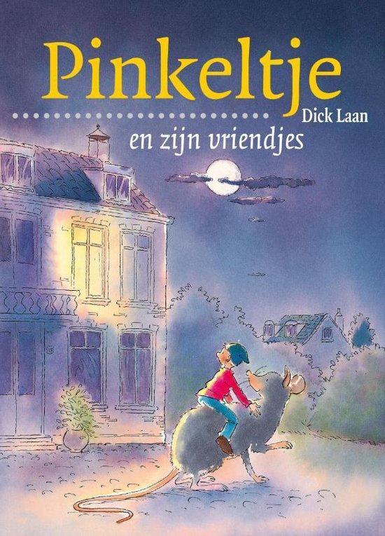 Boek cover Pinkeltje 2 -   Pinkeltje en zijn vriendjes van Dick Laan (Paperback)