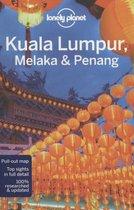 Lonely Planet Kuala Lumpur, Melaka & Penang