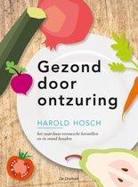 Boek cover Gezond door ontzuring van H. Hosch