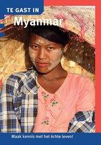 Te gast in... - Myanmar