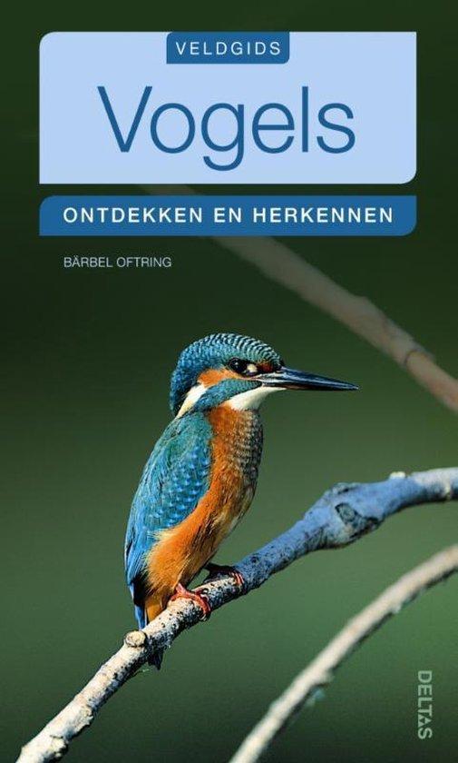 Boek cover Veldgids  -   Vogels van Bärbel Oftring (Paperback)