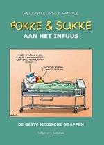 Boek cover Fokke & Sukke  -   Fokke & Sukke aan het infuus van Reid