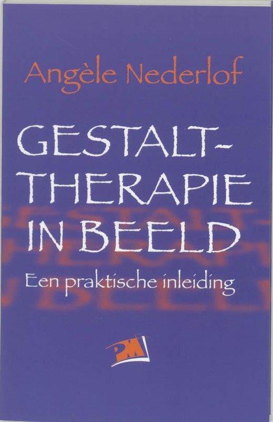 Boek cover Gestalttherapie in beeld van A. Nederlof (Paperback)