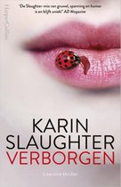 Boek cover Verborgen van Karin Slaughter (Paperback)