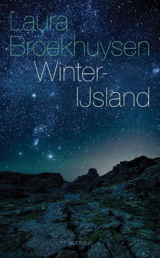 Winter-IJsland