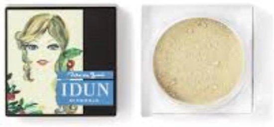 Idun Minerals Concealer – Poeder Idegran Vegan – Anti-roodheden