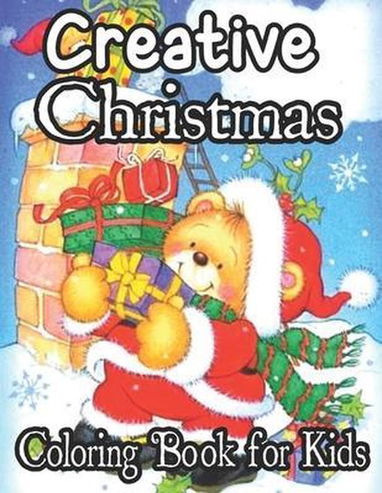 Christmas Coloring Book For Kids: Christmas Coloring Book For Children Ages 1-3 ( Coloring Book For Toddlers )
