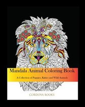 Mandala Animal Coloring Book