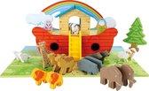 Houten Ark Van Noach - Speelset
