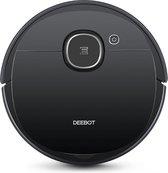 Ecovacs DEEBOT OZMO 920 - Robotstofzuiger - 0,43 l - Zwart