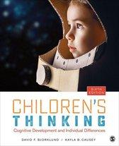 Omslag Children′s Thinking