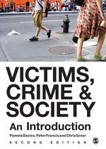 Omslag Victims, Crime and Society