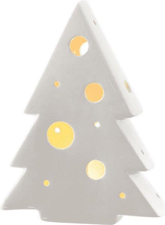 Leonardo Keramieken Kerstboom - Wit