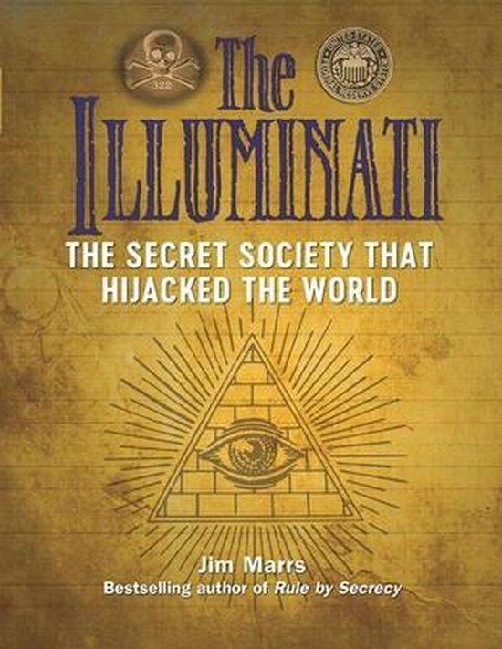 Boek cover The Illuminati van Jim Marrs (Paperback)