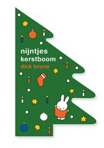Boek cover nijntjes kerstboom van Dick Bruna