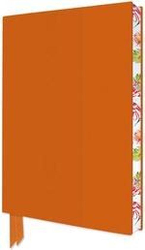 Orange Artisan Pocket Journal (Flame Tree Journals)