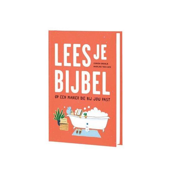 Boek cover Lees je Bijbel van Corien Oranje (Paperback)