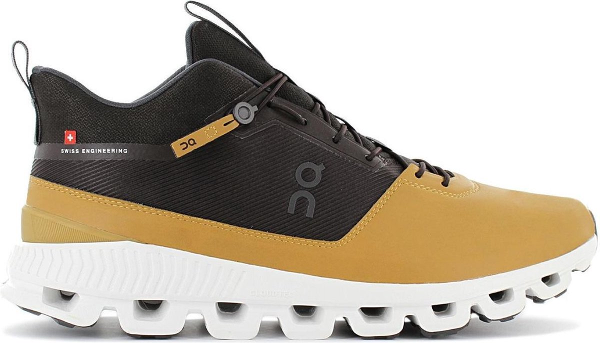 ON Running Cloud Hi - Heren Sneakers Sportschoenen schoenen Caramel Bruin 28.99807 - Maat EU 49 US 14