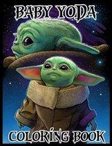 Baby Yoda Coloring Book
