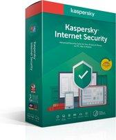 Kaspersky Internet Security 2020 (1 gebruiker, 1 j