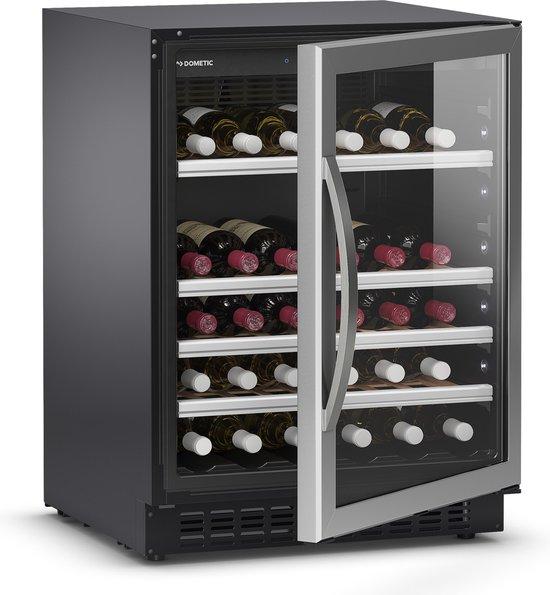 Koelkast: Dometic -  Classic C50G  - Wijnkoelkast - 50 flessen, van het merk Dometic Classic