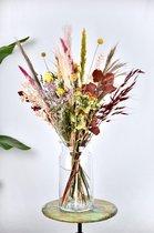 Droogbloemen boeket 75 cm  Indian Summer   Dried Flowers   Gedroogde bloemen