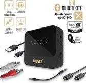 Bluetooth Audio Transmitter/Bluetooth Audio Receiver/APTX HD/2in1/Low Latency/Bluetooth 5.