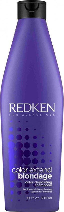 Redken Color Extend Blondage shampoo - 300 ml