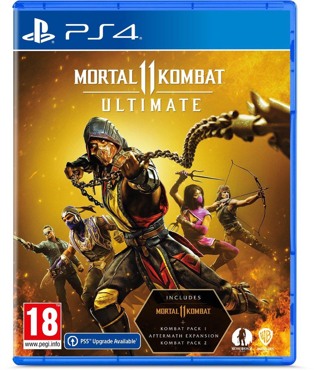 Mortal Kombat 11 Ultimate - PS4 kopen