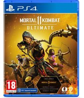 Mortal Kombat 11 Ultimate - PS4