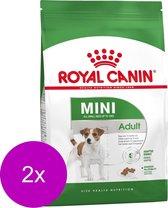 Royal Canin Shn Mini Adult - Hondenvoer - 2 x 4 kg